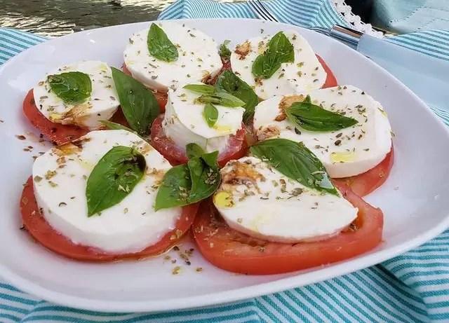 Recette Tomate Mozzarella