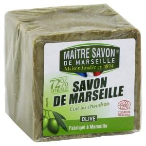 Savon de Marseille de Maitre