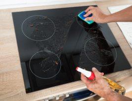 Comment enlever les taches de brulé sur vos plaques à induction ou vitrocéramique ?