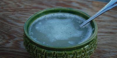 Soupe au verjus