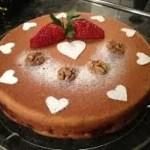 Gâteau choco- poires – noix de coco
