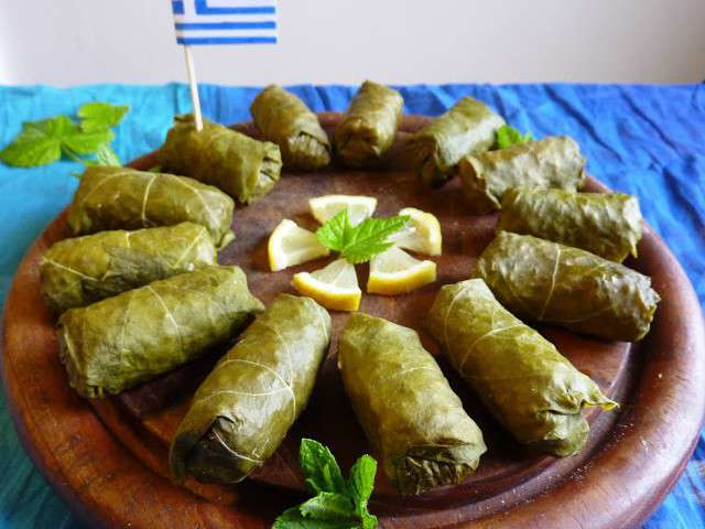 Recette De Cuisine Grecque