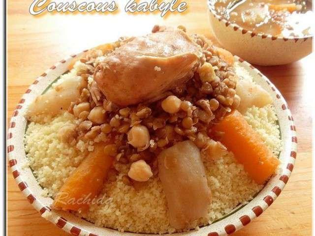 Recette Cuisine Kabyle Facile