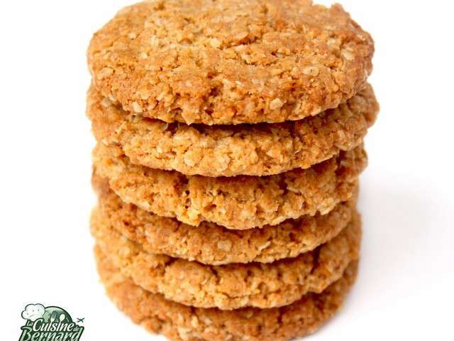 Recettes de Biscuits de La Cuisine de Bernard