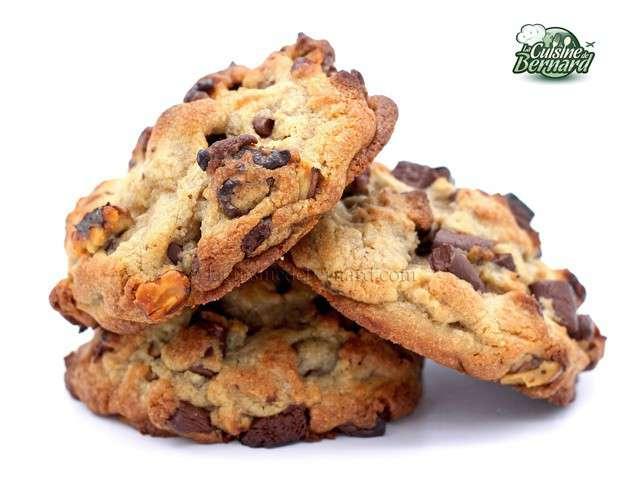 Recettes de Cookies de La Cuisine de Bernard