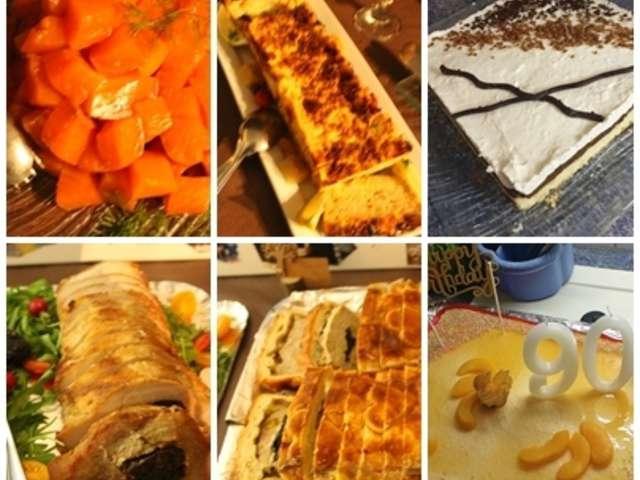 recettes de buffet et buffet froid