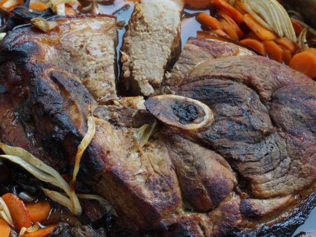 Cuisiner Une Rouelle De Porc