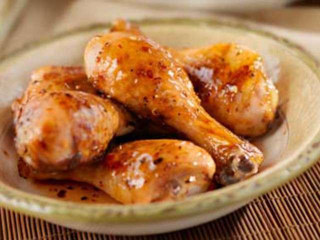 les meilleures recettes de pilons de poulet