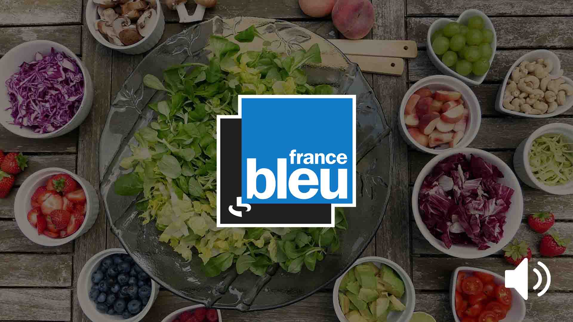 emission radio france bleu dietetique printemps
