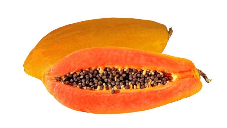 fruits legumes papaye