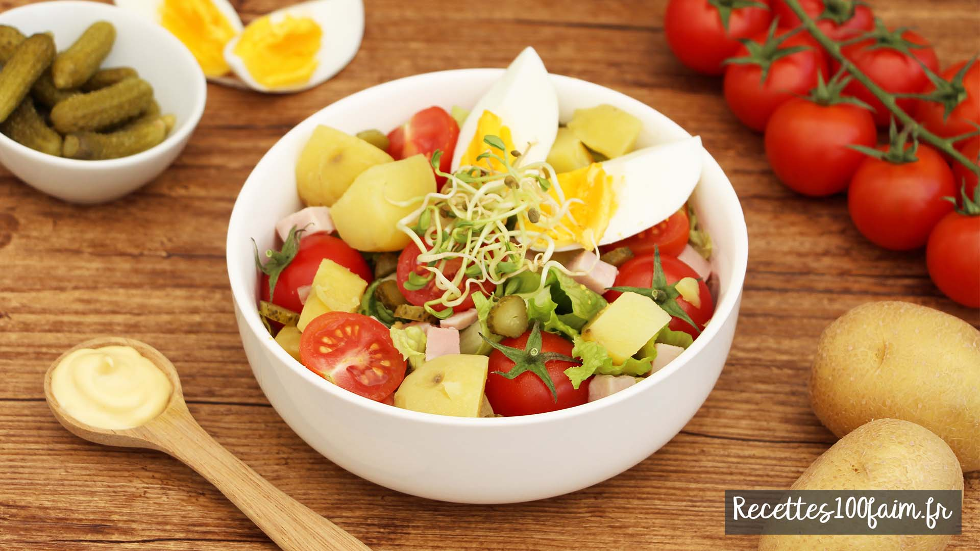salade piemontaise recette