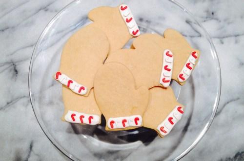 Biscuits au sucre