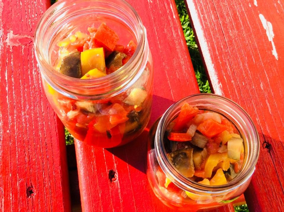 #recette #ratatouille #recettesante #recetteaccompagnement #recipe #recipevegetable #vegetarien #vegan #vegetarian #legume #vegetable