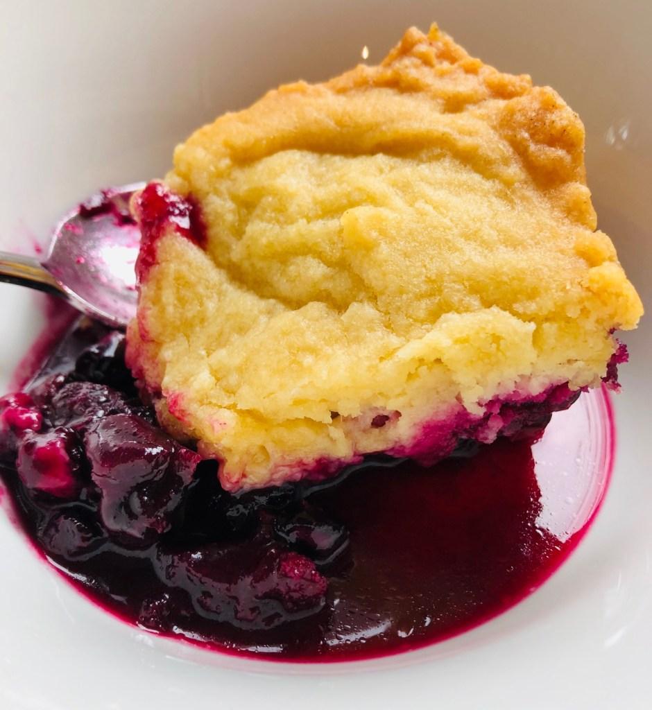 #recettesfamille #recettesansnoix #recettesansarachide #recettedessert #dessert #dessertbeleut #dessertbleuets #bleuets #poudingauxbleuetes #poudingbleuets #bleuet #stjean #dessertstjean