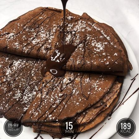 crêpes-healthy-au-chocolat