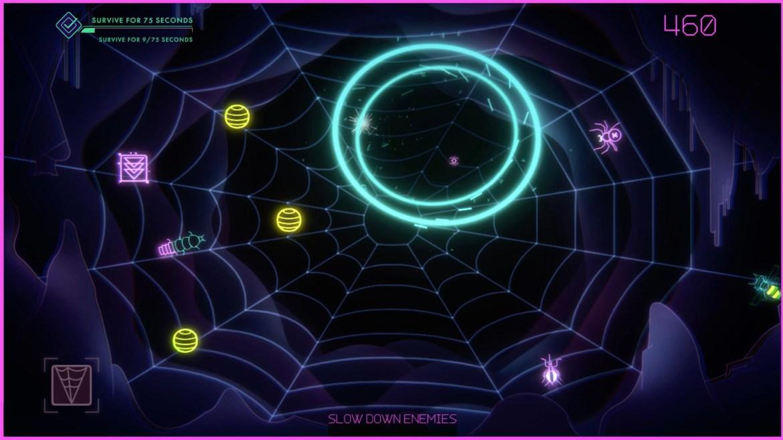 Black Widow Recharged - Screenshot 1
