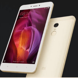 Redmi Note 4 Sale