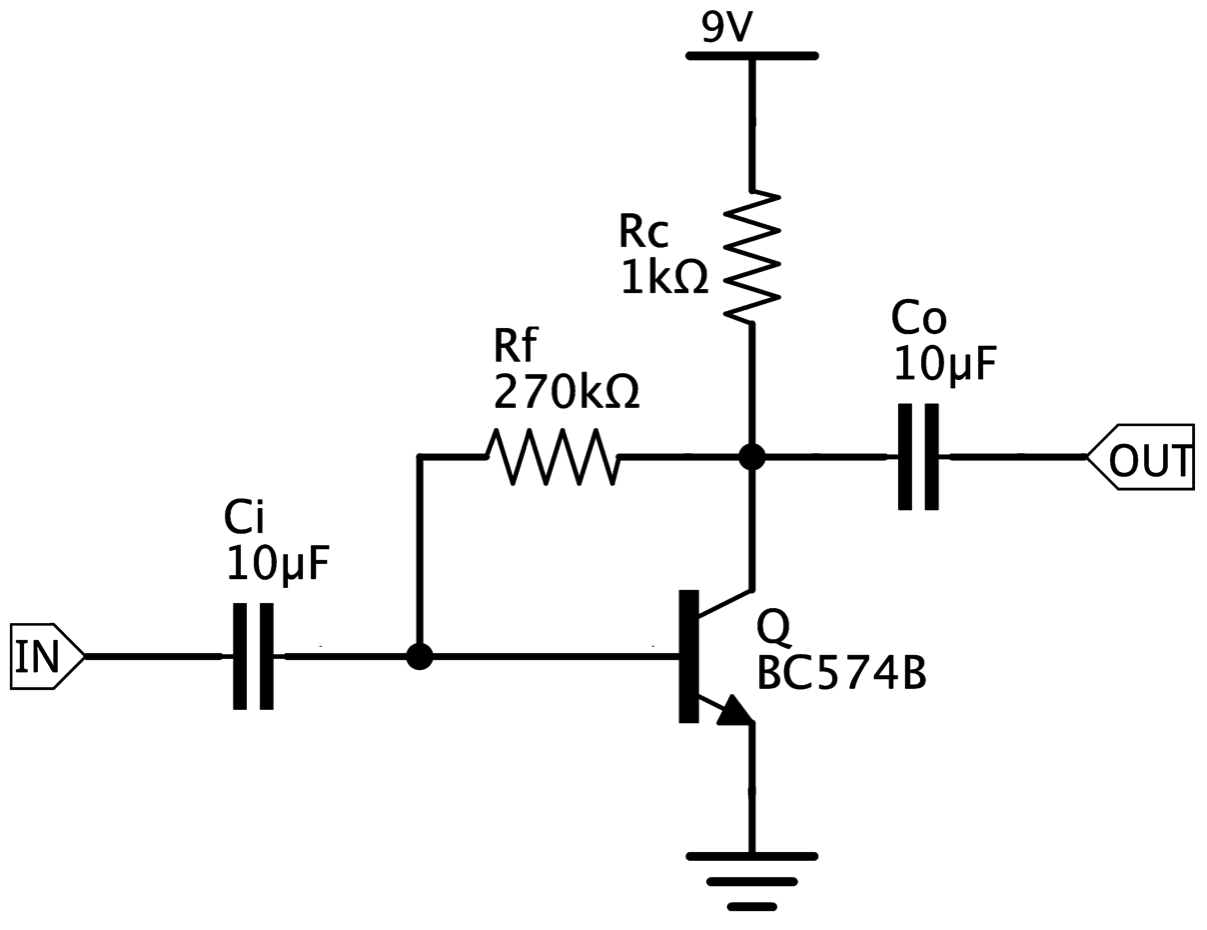 Og Audio Circuits