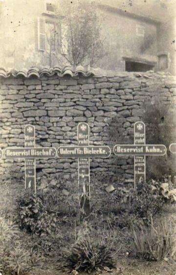 Tombe de Georges Kuhn