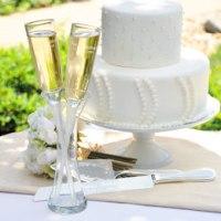 Taças para Brinde dos Noivos no Casamento