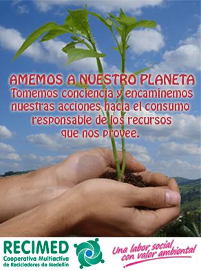 Amemos nuestro planeta