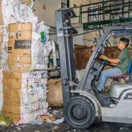 Valorización y comercialización de materiales reciclables