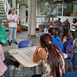 Ejecución de proyectos socioambientales