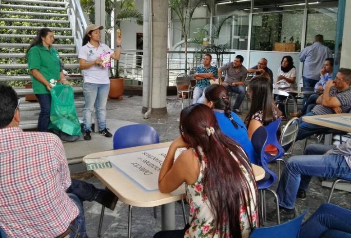 proyectos socioambientales
