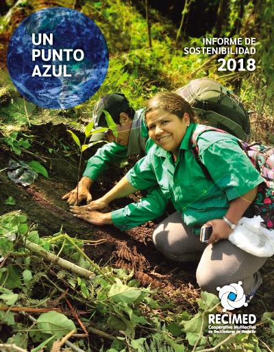 Informe de sostenibilidad Recimed 2018