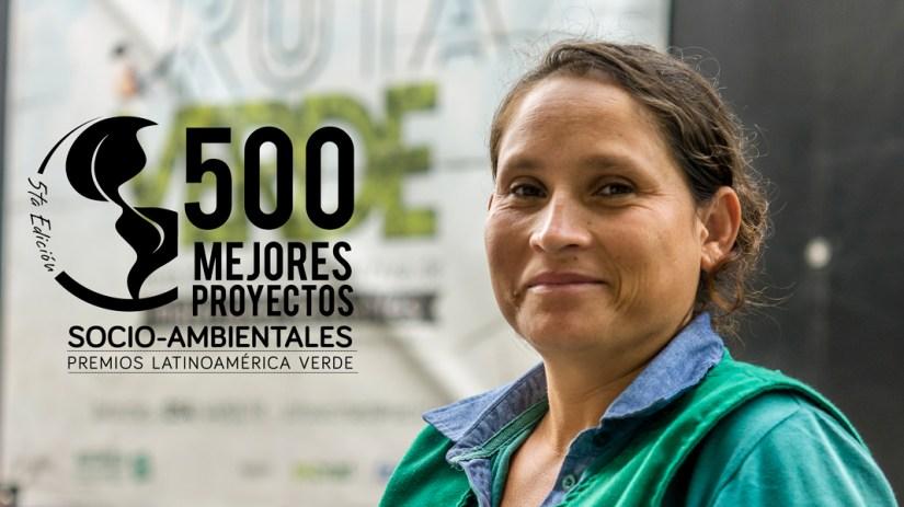 RECIMED, entre los 500 mejores proyectos de Latinoamérica Verde