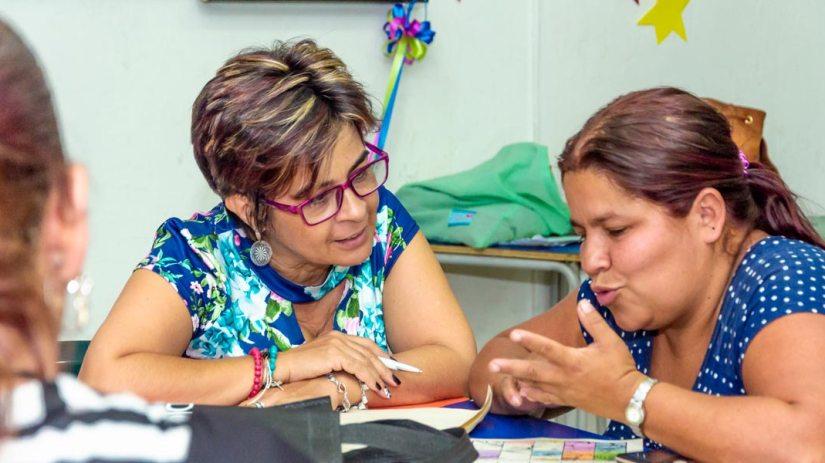 La escuelita: aprender no tiene edad