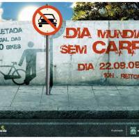 Dia Mundial sem carro ?