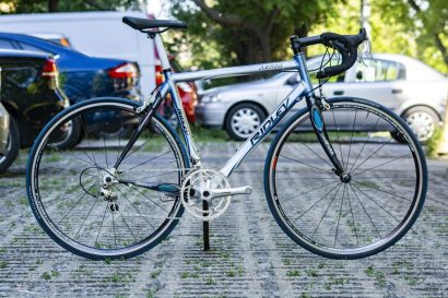 Ridley Aeron bicycle