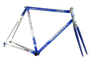 Colnago master olympic art decor