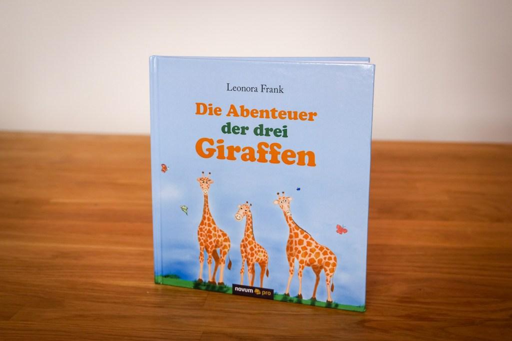 Die Abenteuer der drei Giraffen
