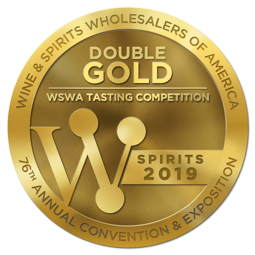2019 Spirits Double Gold