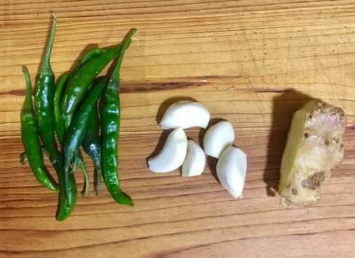 Spices for haleem.