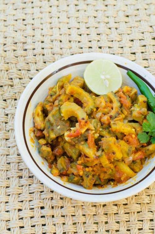 Indian Bitter Melon recipe