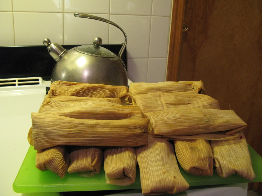 Mexican Beef Tamales,k Photo by tatslow, Flickr commons
