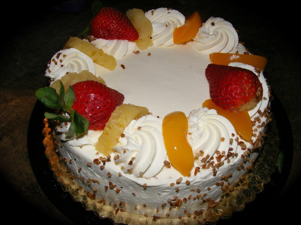 Tres Leche Cake, photo by christy lacy , Flickr commons