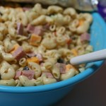 Macaroni Salad, Photo by NoNo Joe, Flickr commons