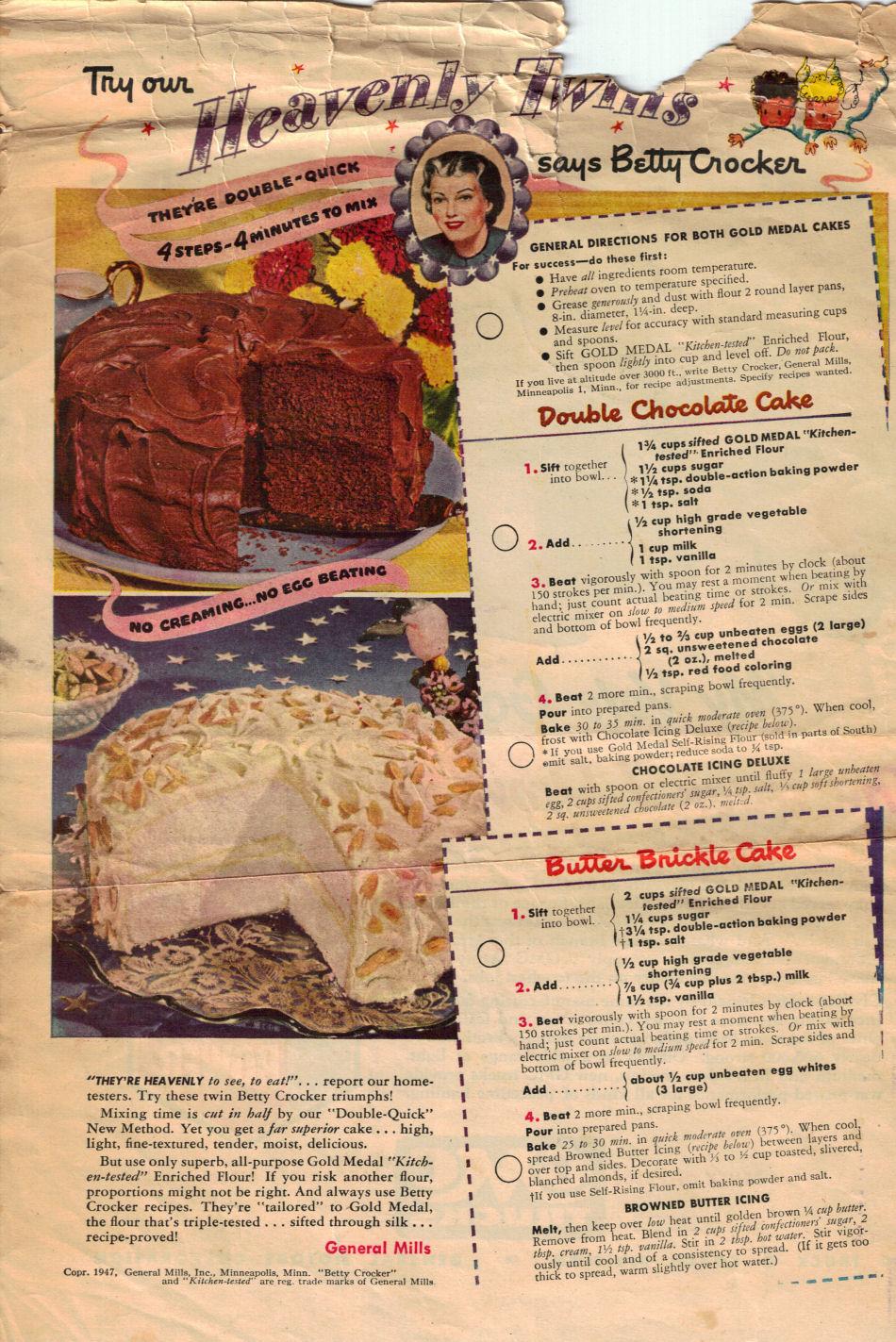 Quick Upside Down Cake