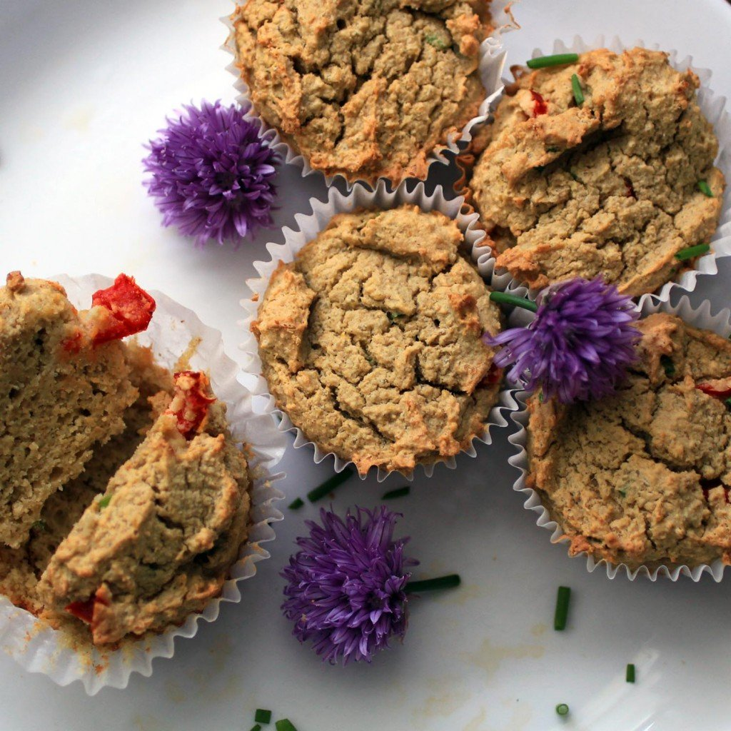 thai coconut curry muffins