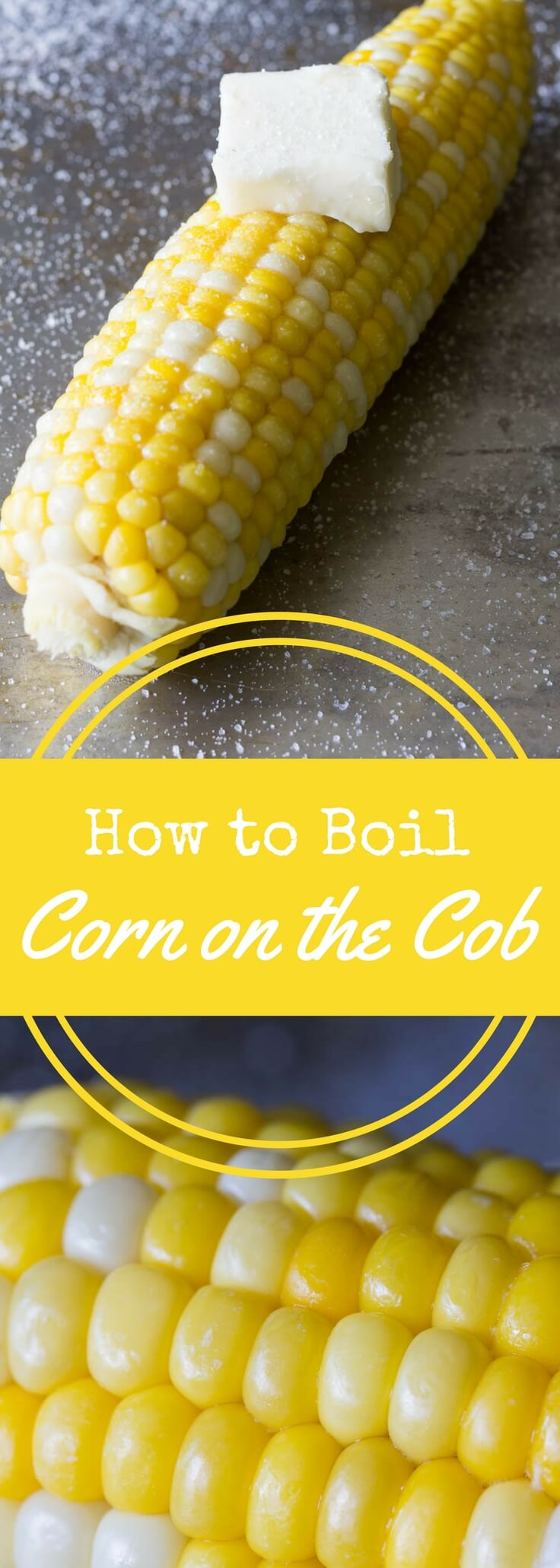 How to Boil Corn on the Cob • Recipe for Perfection
