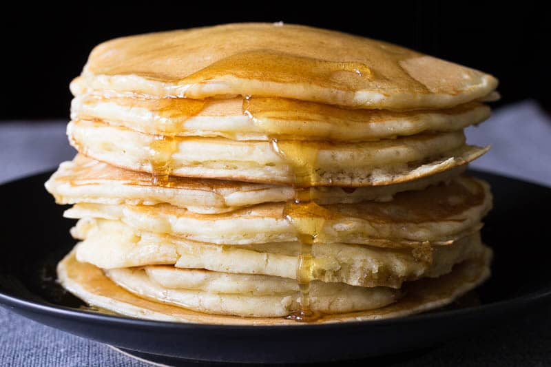 Pancakes From Scratch • Recipe For Perfection