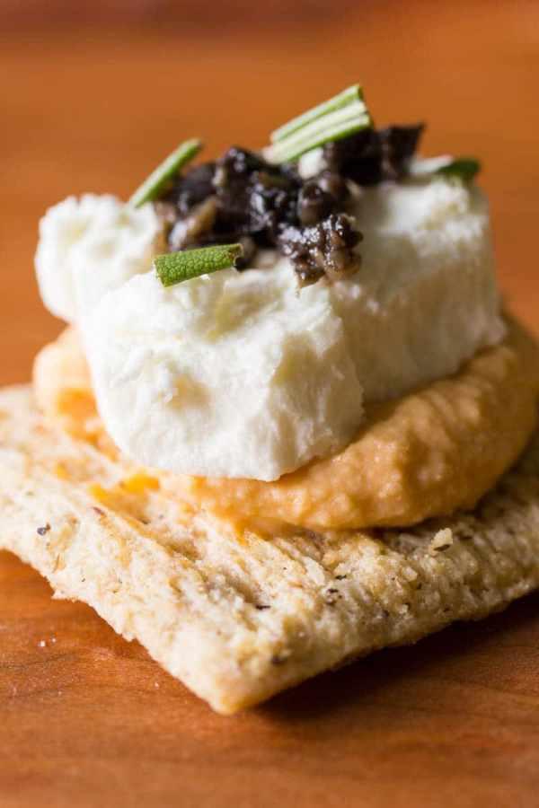 Roasted Red Pepper Hummus Recipe 5 Ingredients 5 Minutes