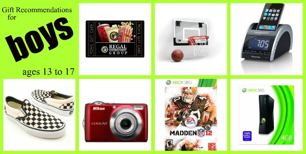 Gift Ideas For Boys Of All Ages