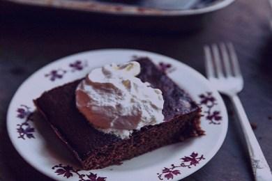 gingerbreadcake recipe