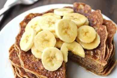 eggless vegan pancakes recipes