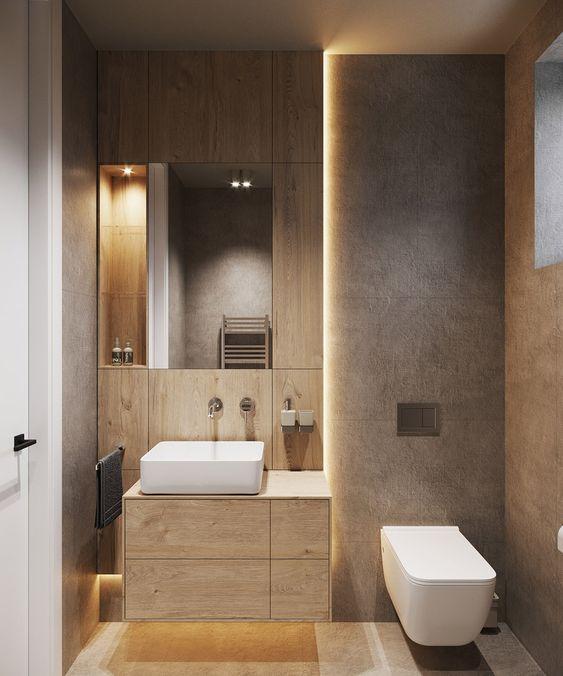 earthy bathroom 14